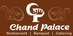 Chand Palace Restaurent logo